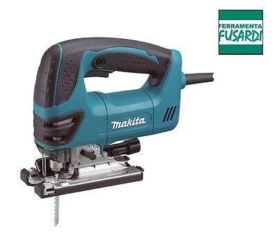 Ff: Seghetto Alternativo Makita 4350T 580W In Valigetta Con 1 Lama