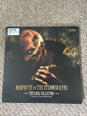 """Neophyte Vs. The Stunned Guys – The Soul Collector 12"""" Hardcore 2008 ROT106"""