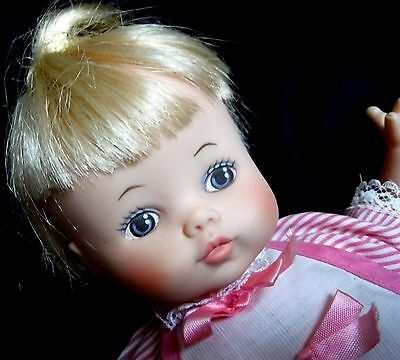 """RARE Vintage Horsman Baby Laugh 'n Cry Doll?  11""""  Horsman Baby doll"""