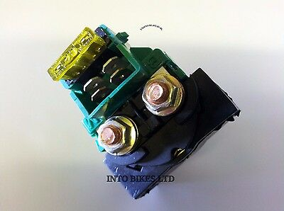 Starter Motor Relay Solenoid For Suzuki GS 500 K4 2004