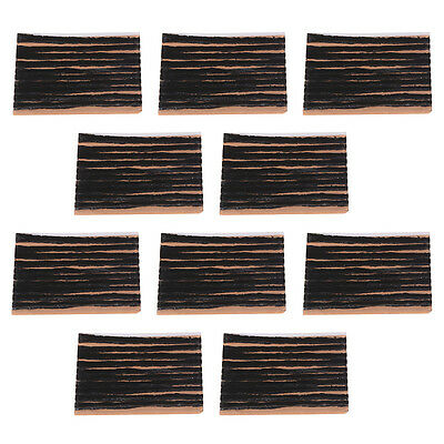 100x Tire Puncture Quick Repair Car Motorcycle Tubeless Seal Rubber Strips MA874