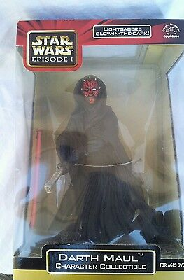 Star Wars Episode 1 Darth Maul Character Collectable