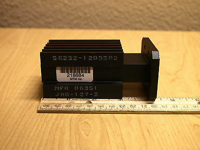 Microwave Research Corporation J80-I CPR137 Waveguide High Power Termination