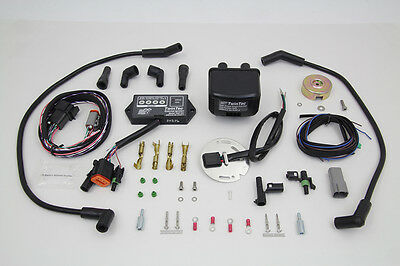 External Ignition Module Single Fire Complete Kit,for Harley Davidson motorcycle