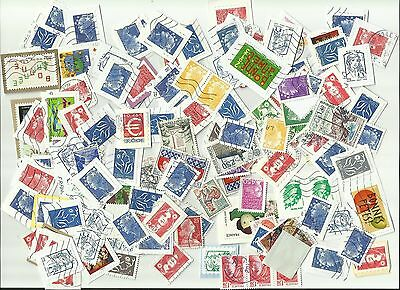 France postage stamps x 300, used (Batch 6)
