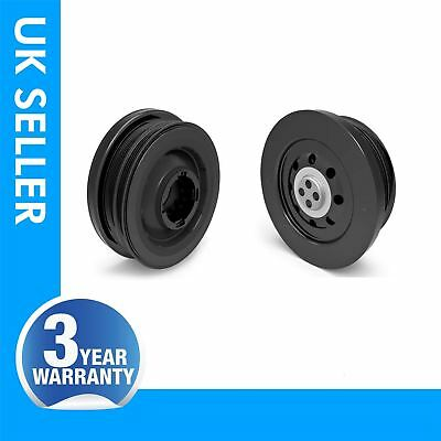 BMW 330D 325D 525D 530D 535D 635D rankshaft Vibration Damper Pulley 11237793593