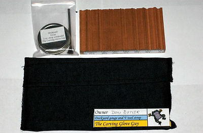 STROP SET FOR DOCKYARD MODEL MICRO carving TOOLS NEW