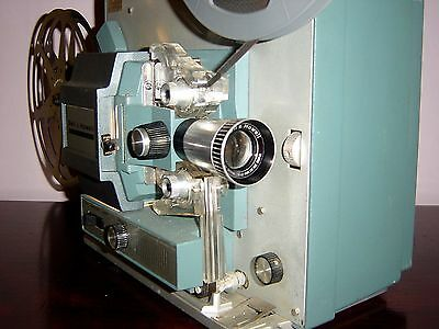 Bell & Howell 357A Super 8  Movie Projector