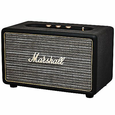 Marshall Acton  Bluetooth Speaker  Black Brand new in Box!!!!!