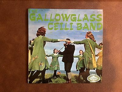 Gallowglass Ceili Band 1965 Hallmark NM!!!