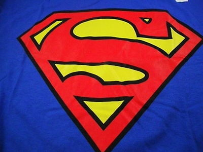 """Large High Quality Superman Flag 3'X5' - Indoor/Outdoor - 36""""X60"""""""