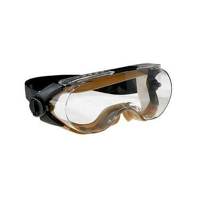 NEW 3M Maxim Safety Splash Goggle, 40671-00000-10 Over-the-Glass Clear