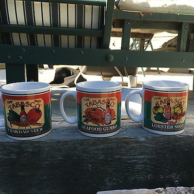 Tabasco Seafood Bowls Cups