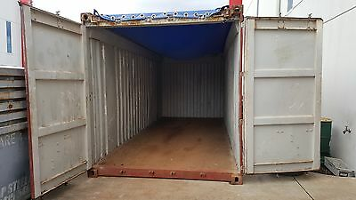 20 OTC shipping container