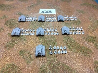 6mm Epic 40K Armageddon - Imperial Guard Mechanised Infantry Company - 548