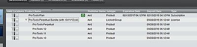 $$$ Avid Protools 10 11 12.7 Official License Perpetual------ Forever------ Daw