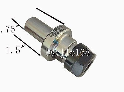 wholesales 10pcs C3/4 ER16 1.38 Straight collet chuck holder CNC Milling Lathe