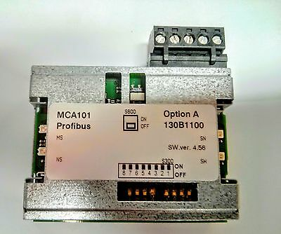 Danfoss MCA101 Profibus Interface Card Option A 130B1100
