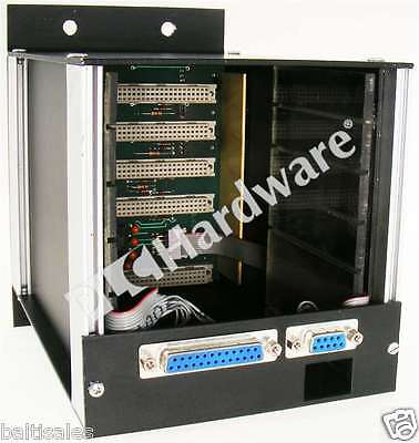 GE Fanuc NE-1505-470-200 Chassis with Bus Card 110/220V AC 50/60 Hz Qty