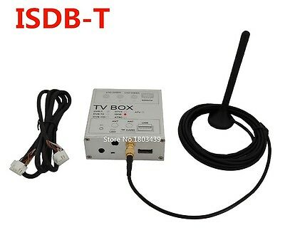 Digital TV Receiver Box ISDB-T TV Box For Brazil Japan Chile South America