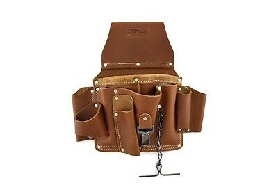 Leather Electrician Tool Belt Tradesman tool pouch