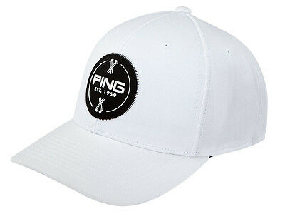 Ping Patch Cap - White