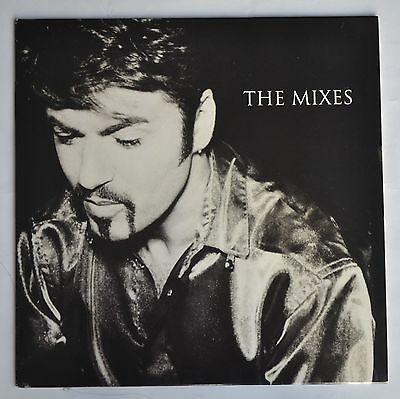 """George Michael WHAM Mary J. Blige As - The Mixes 1999 UK 2-track promo only 12"""""""