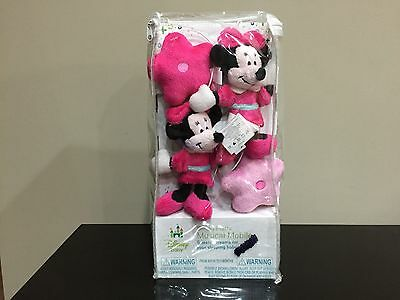 Disney Baby Sitting Pretty Musical Mobile Minnie Mouse