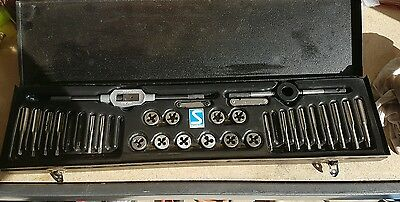Sutton tap and die set metric and imperial 34 piece
