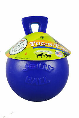 Horseman's Pride Tug-N-Toss Jolly Ball  - Toys & Treats