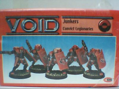 Void  Junkers Convict Legionaries