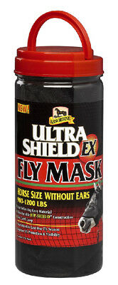 Absorbine Ultrashield Ex Fly Mask - Fly, Louse & Insect Control