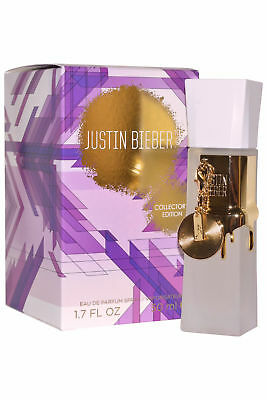 Justin Bieber Eau de Parfum Spray 50ml Collector Edition