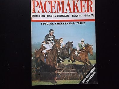 Pacemaker Magazine Mar. 1973 No Defence Stuartstan & Race Riot On Cover