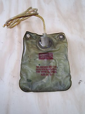ford cortina mk 2 windsreen washer bag