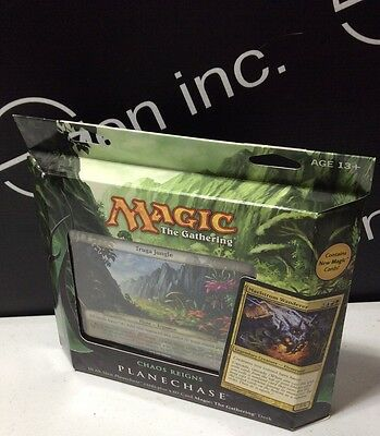 Magic the Gathering MTG Planechase Chaos Reigns Box Deck NEW MTG X1