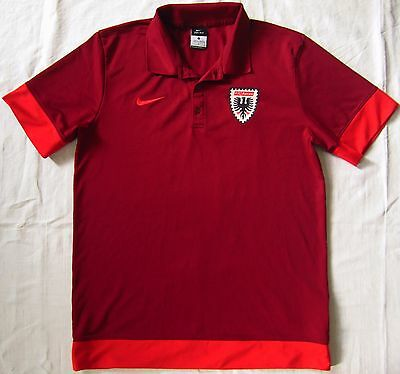 Aarau Switzerland Polo Football Shirt Jersey Maglia Nike Swiss