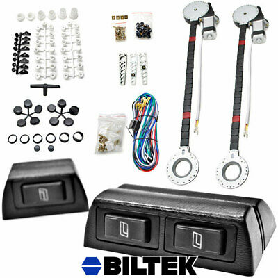 2 Car Window Power Kit For Ford Super Duty F-100 Ranger F-150 Heritage F-250