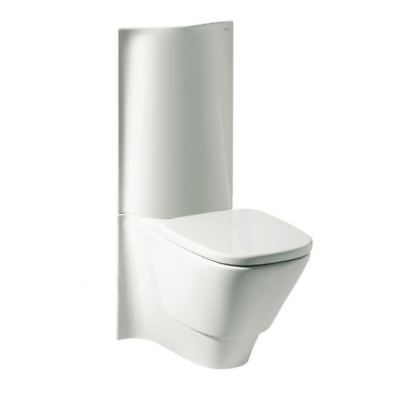 Roca Frontalis Replacement Seat White Soft Close hinges included