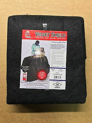 "HD Genuine Steiner Velvet Shield Welding Blanket 60"" X 80"" 31660 FREE SHIP"