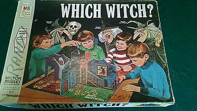 which witch board game used
