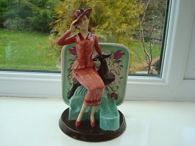 Beautiful Kevin Francis Susie Cooper Figurine Ltd Ed no 24 of 1000, 1st Quality