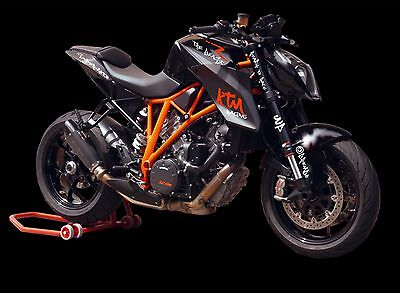 26X superduke KTM  aufkleber  WP sticker decal kit sponsorship 1290 990 200 250