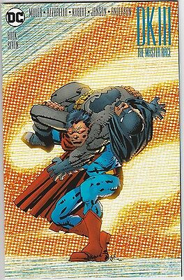 Batman Dark Knight Master Race #7 Frank Miller 1:100 Variant NM DK3 DKIII