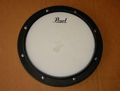 """Pearl 8"""" Practice Drum Pad, previously used, good condition"""