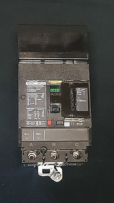 Square D HJA36020YP 3 pole 20 Amp 600v Circuit Breaker BRAND NEW