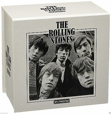 Rolling Stones in Mono [Limited Edition] by The Rolling Stones (CD, Oct-2016)New