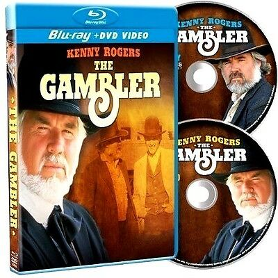 The Gambler  (Blu-ray Disc / DVD, 2013, 2 Disc Set)  Brand New