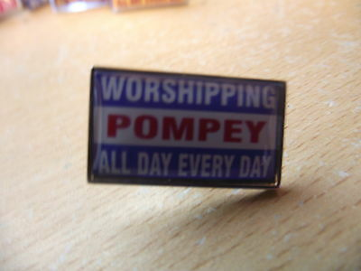 Portsmouth badges lots to choose from