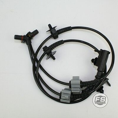 ABS Wheel Speed Sensor For 2007-2012 Chevrolet Tahoe 5.3L SU9451 15229012